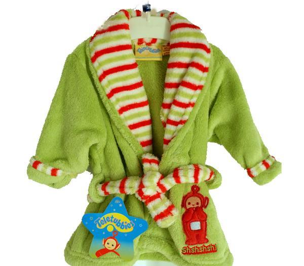 Batas de casa para ni o en coralina ropa10 - Batas de casa para ninos ...
