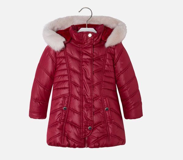 ajuste clásico gran surtido como serch outlet Mayoral abrigo niña - Ropa10
